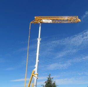 Greater Versatility is a Given With the Potain Hup 40-30 Self-erecting Crane 2