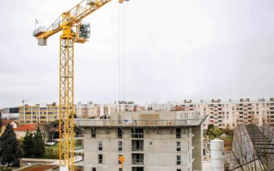Potain Tower Cranes Still Leading With Technology That Works