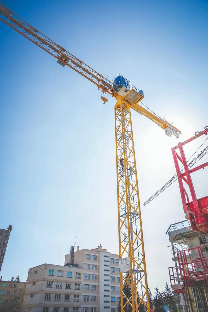 Potain Tower Cranes Still Leading With Technology That Works 2