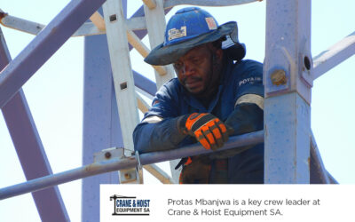 Meet one of our key crew leaders